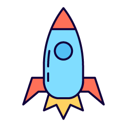 Rocket launch copywriting