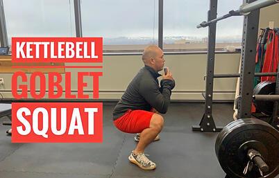 Gavin. Kettlebell Goblet Squat