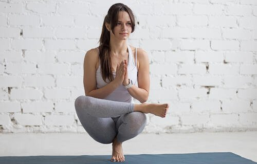 Yoga stance