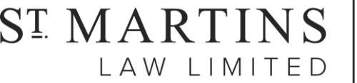St Martins Law Logo