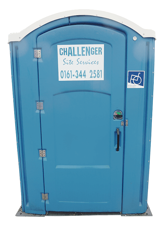 Disabled Wheelchair Accessible Portable Toilet