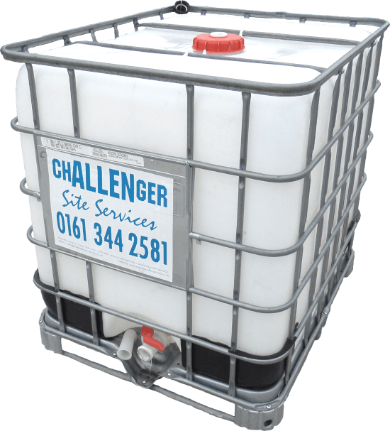 IBC Water Cube Container