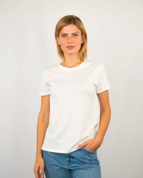 Honest Basics — Womens t-shirt