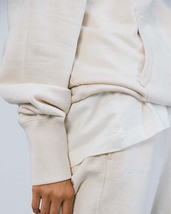 Neutrale —Organic hoodie