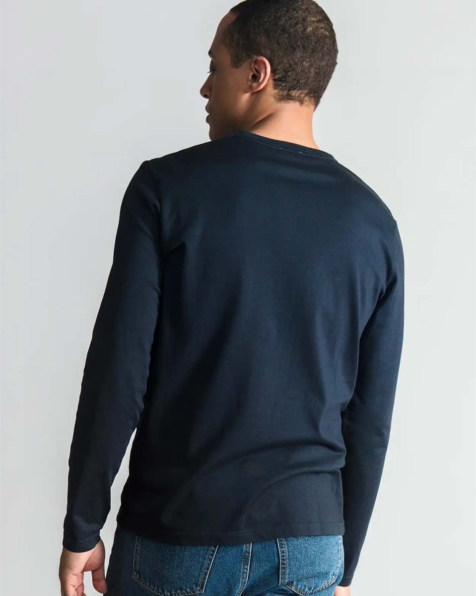 Asket — Long sleeve t-shirt
