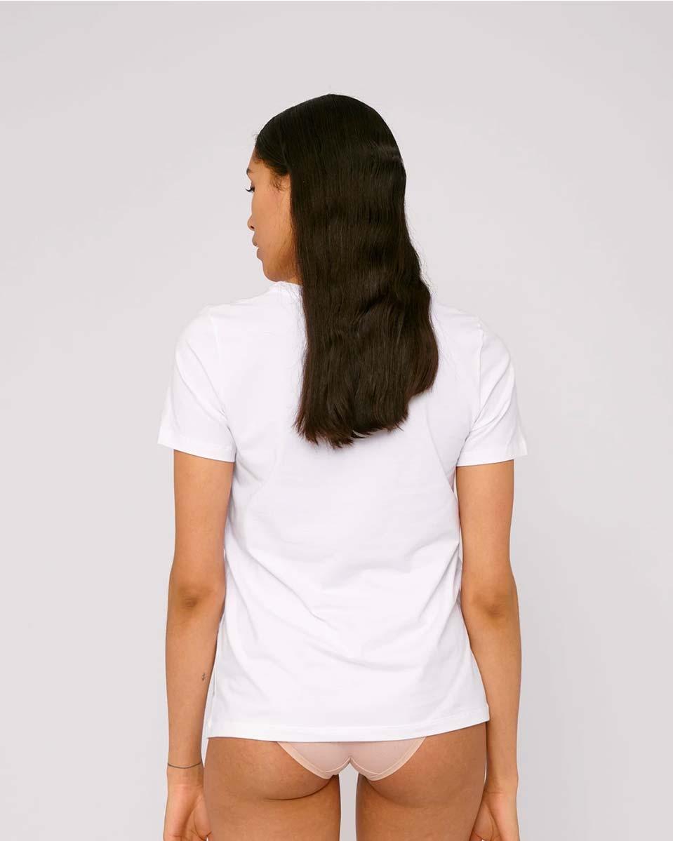 Organic Basics — Womens organic t-shirt