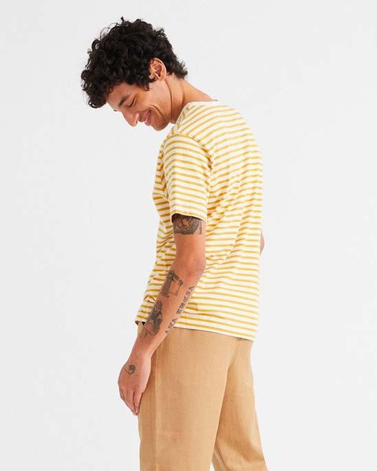 Thinking MU — Stripes t-shirt