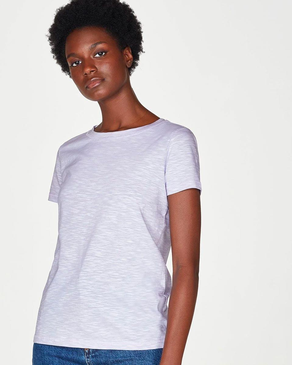 Thought — Womens organic short sleeve tee