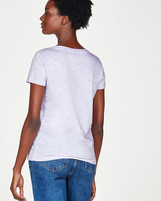 Thought — Womens organic short sleeve tee