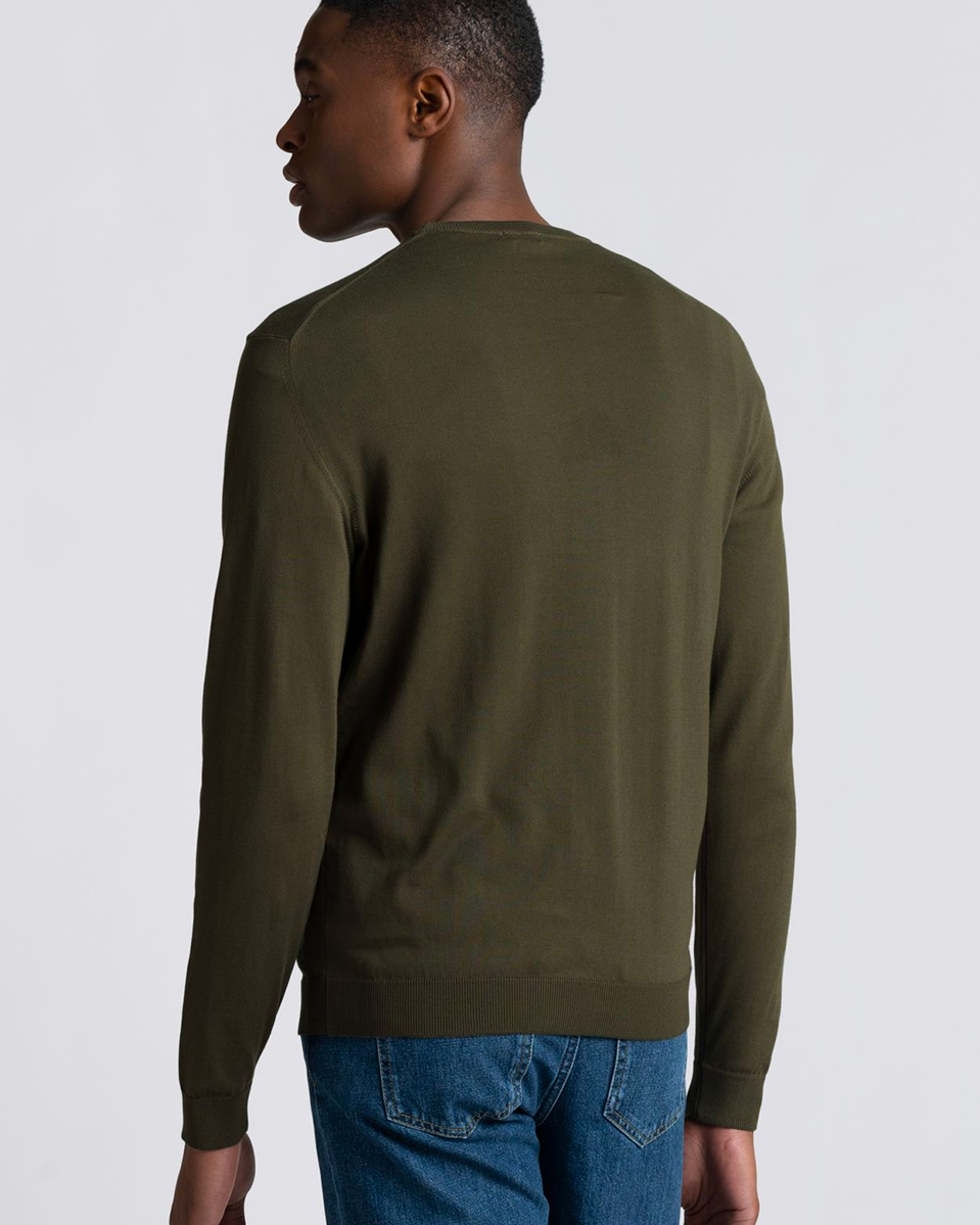Asket — Cotton sweater