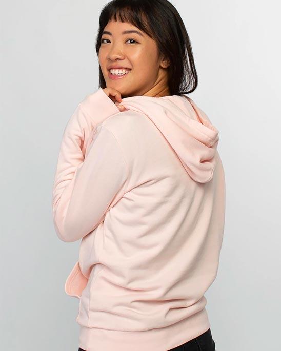 Honest Basics — Womens hoodie