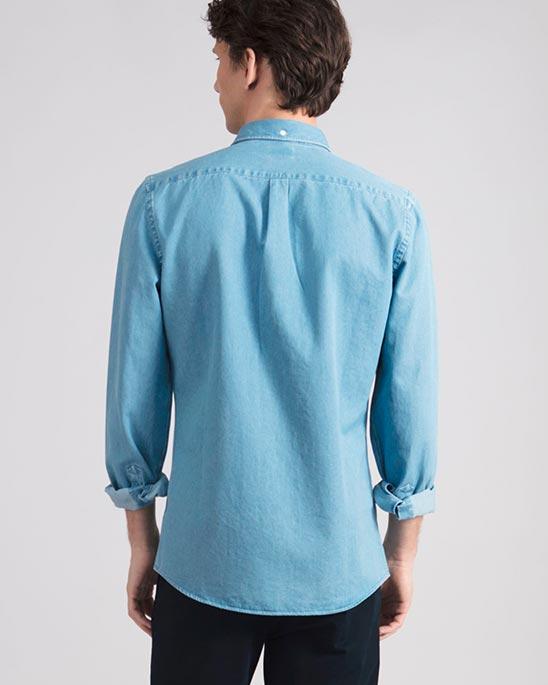 Asket —Denim shirt