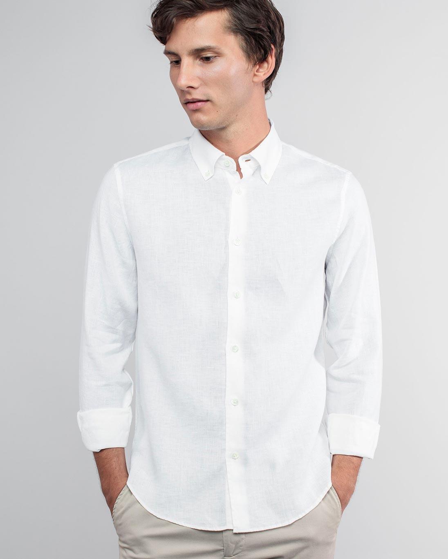 Asket —Linen shirt