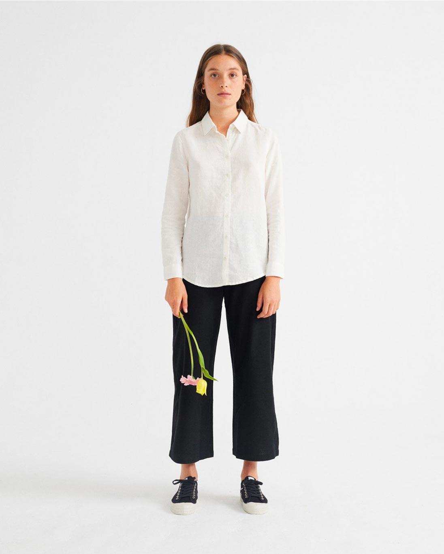Thinking MU — Hemp mapple blouse