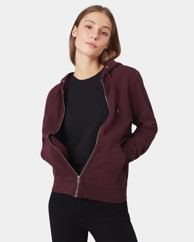 Colorful Standard — Classic organic zip hoodie