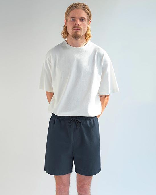 Unrecorded — Drawstring shorts