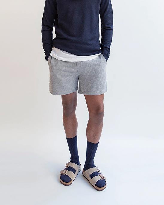 Unrecorded — Sweatpant shorts
