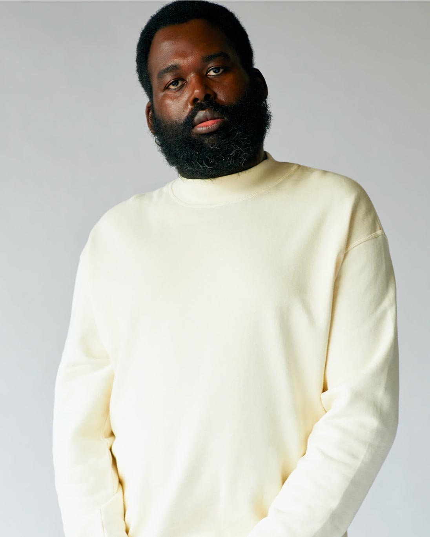 Kotn — Mock neck sweatshirt