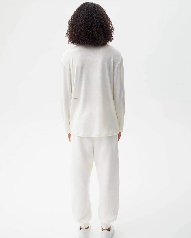 PANGAIA — C-FIBER™ long sleeve t-shirt