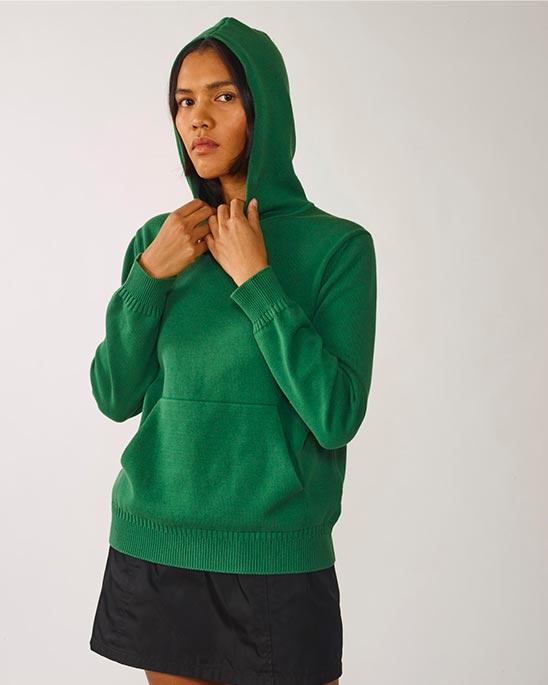 Tricot — Women's organic hoodie