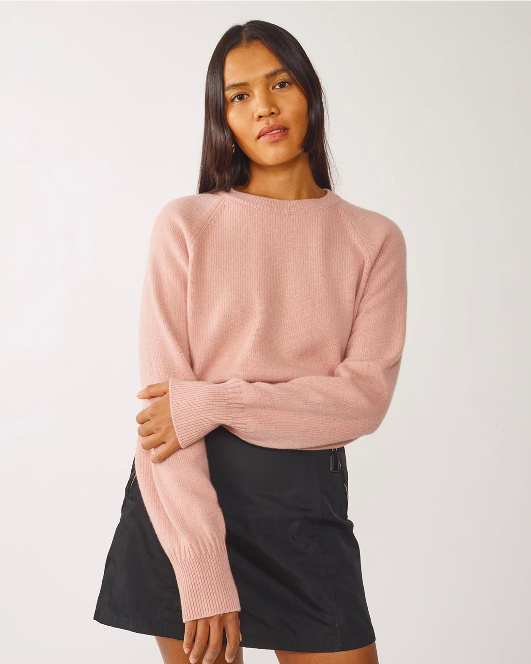 Tricot — Women's recycled cashmere sweater
