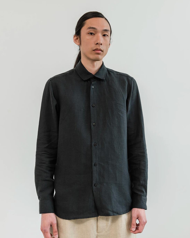 A.BCH — Linen shirt