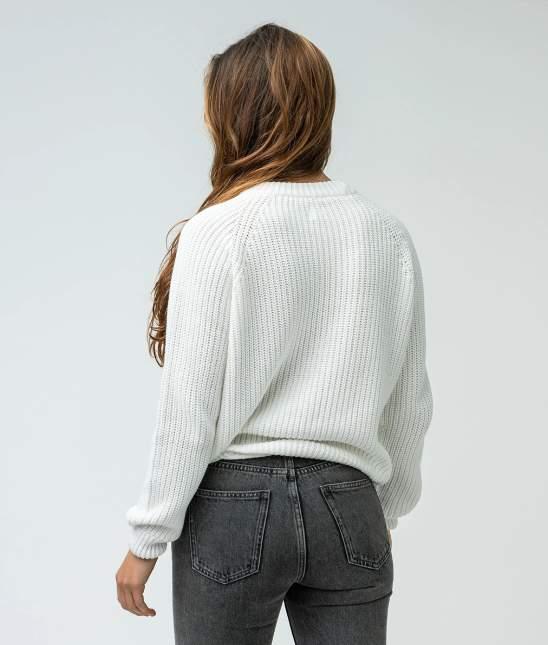 Isto — Women's cotton sweater