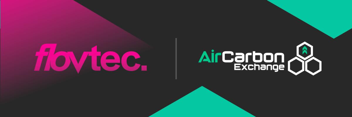 Flovtec announces partnership with AirCarbon Exchange
