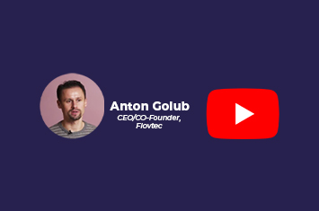 Our CEO Anton Golub appears on the White Spaces Show