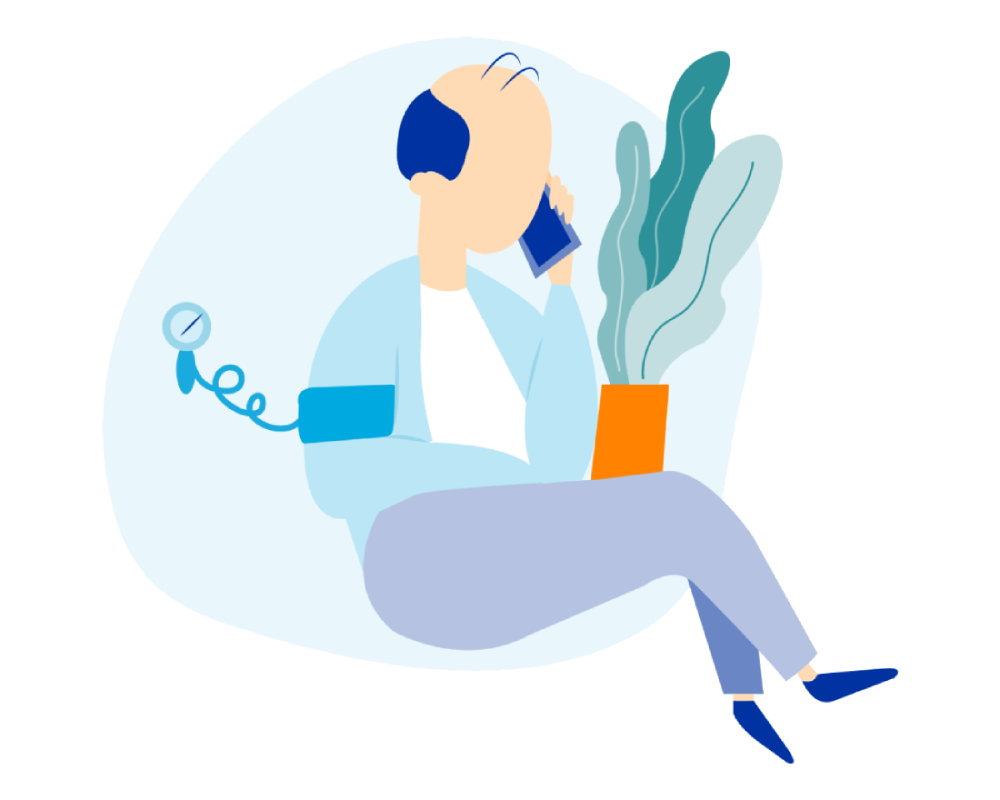 Lara Health remote patient monitoring patient bluetooth cellular SIM devices
