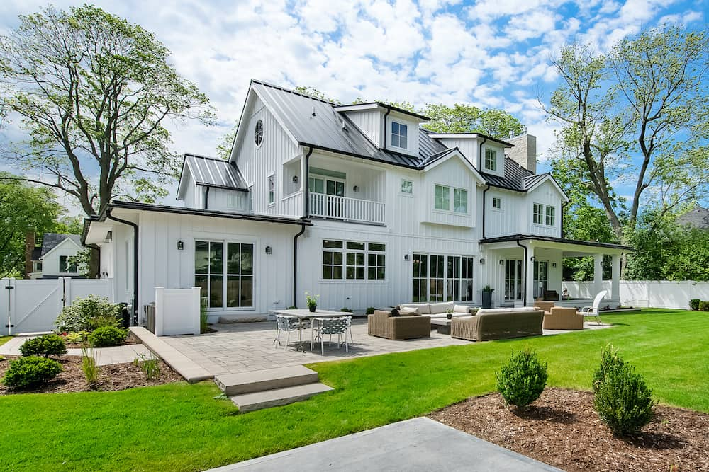 Exterior home remodel MA