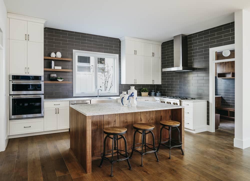 Residential kitchen remodel massachusetts