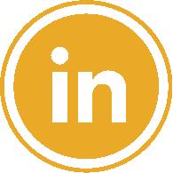 social media icon for linkedin