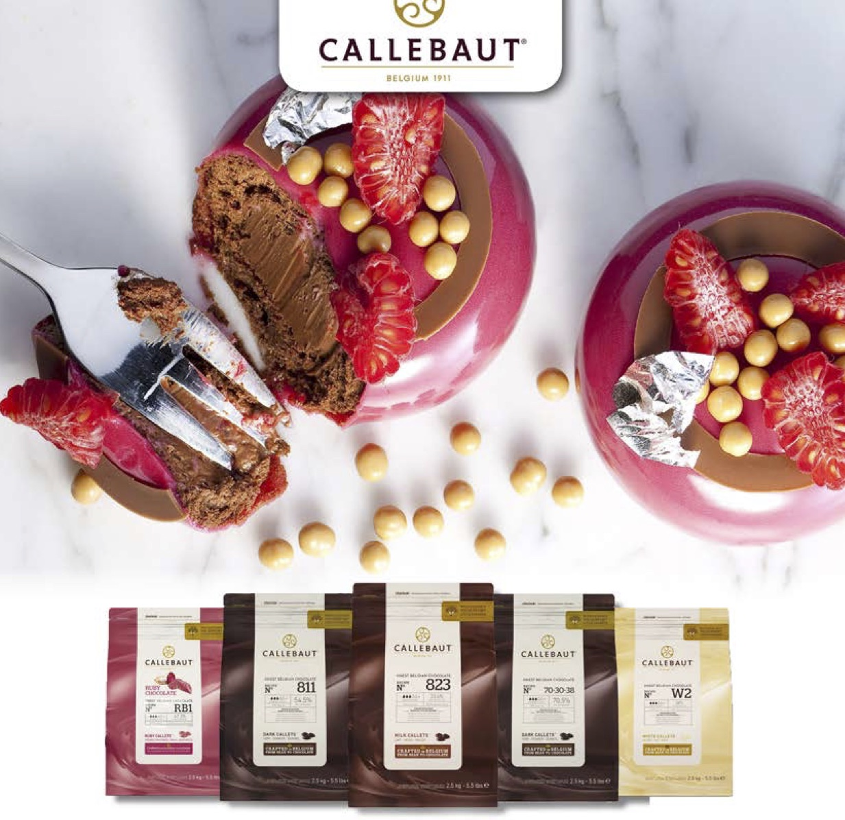 Cacao Barry & Callebaut