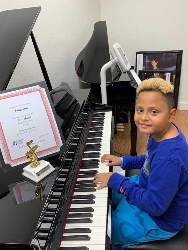 piano lessons near me in cape coral FL