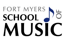 Fort Myers School Of Music Logo