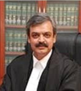 Shri Justice Siddharth Mridul