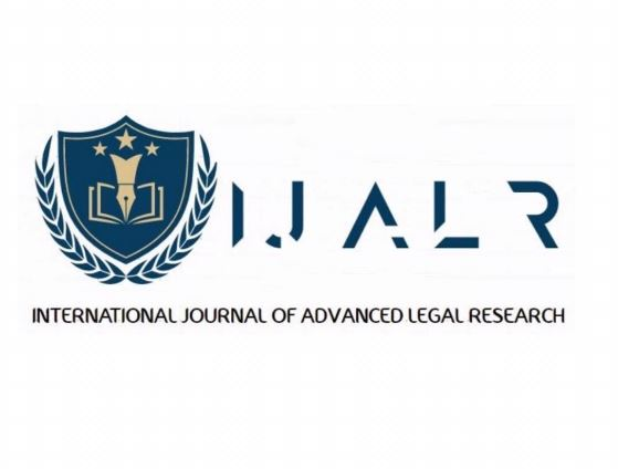 Call for Blogs: IJALR : No Submission Fees, Rolling Submissions