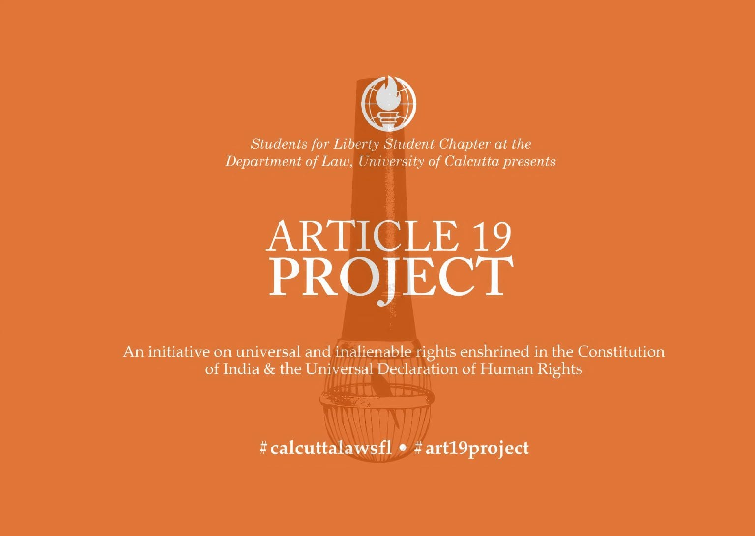 Call for Blogs: The Article 19 Project by SLS, Department of Law, University of Calcutta: Rolling Submissions