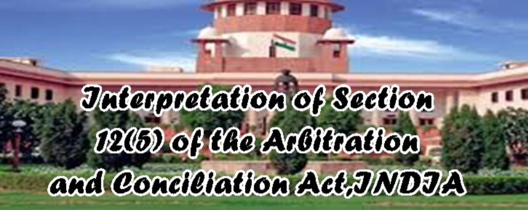 Can an ineligible person appoint arbitrator: SC