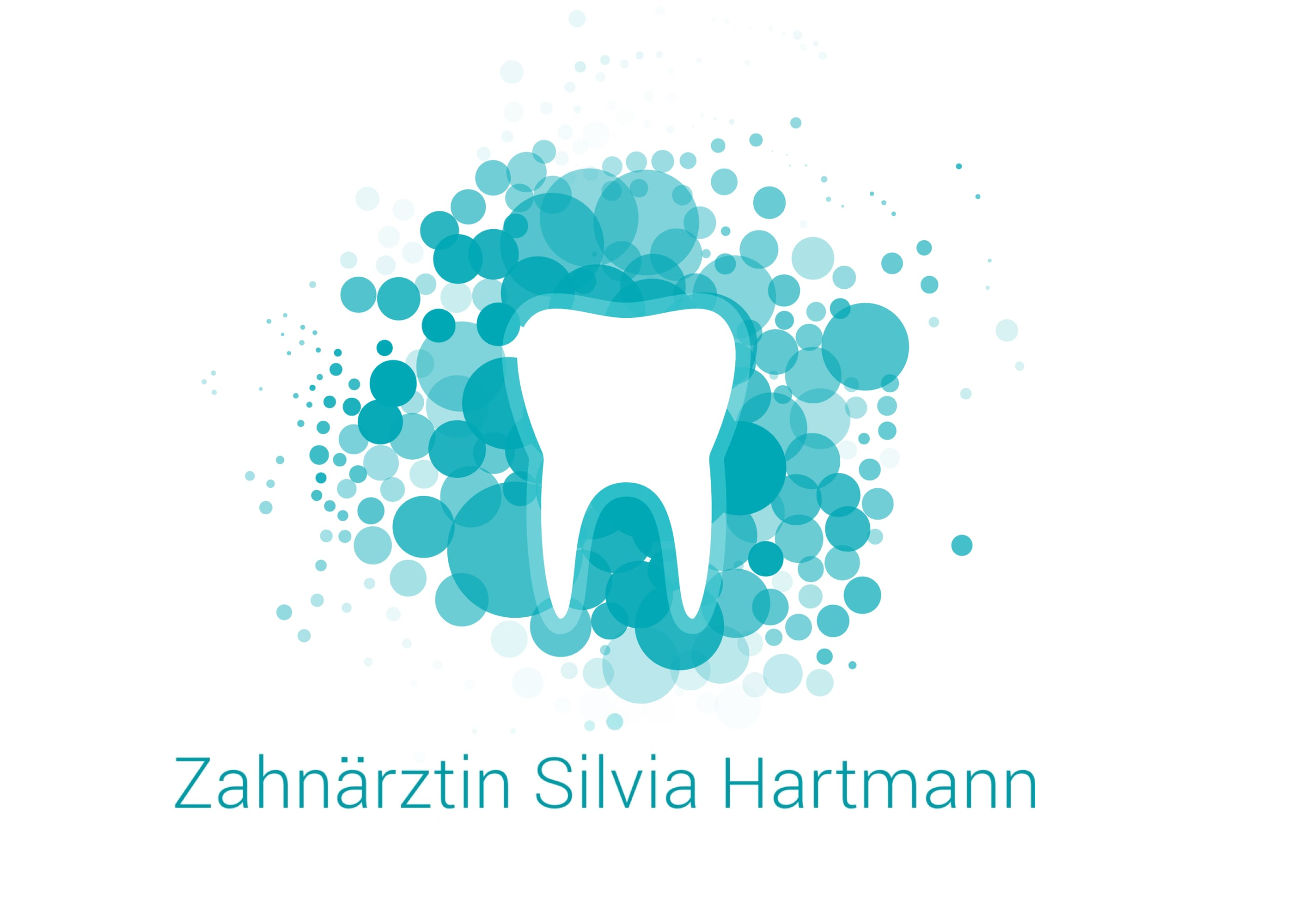 Logo der Zahnarztpraxis Silvia Hartmann in Bielefeld