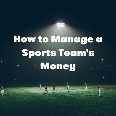 How to Manage a Sports Team's Money
