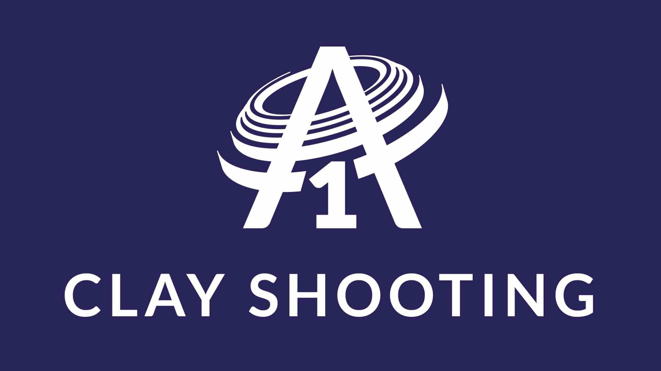 A1 Clay Shooting Logo