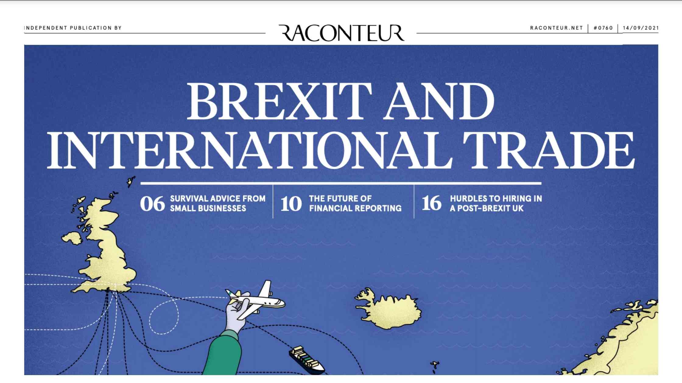Brexit and International Trade