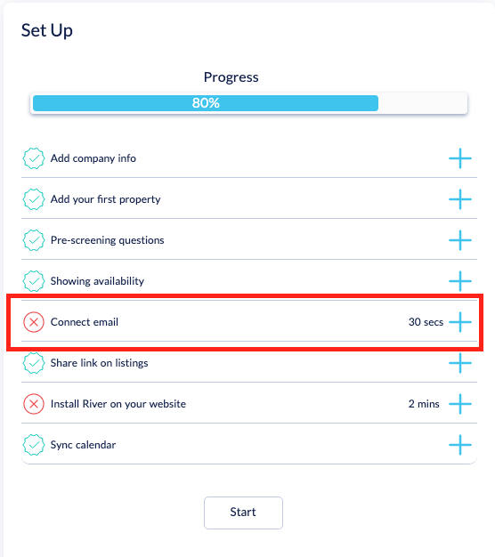 How to connect your email to reply to inquiries automatically