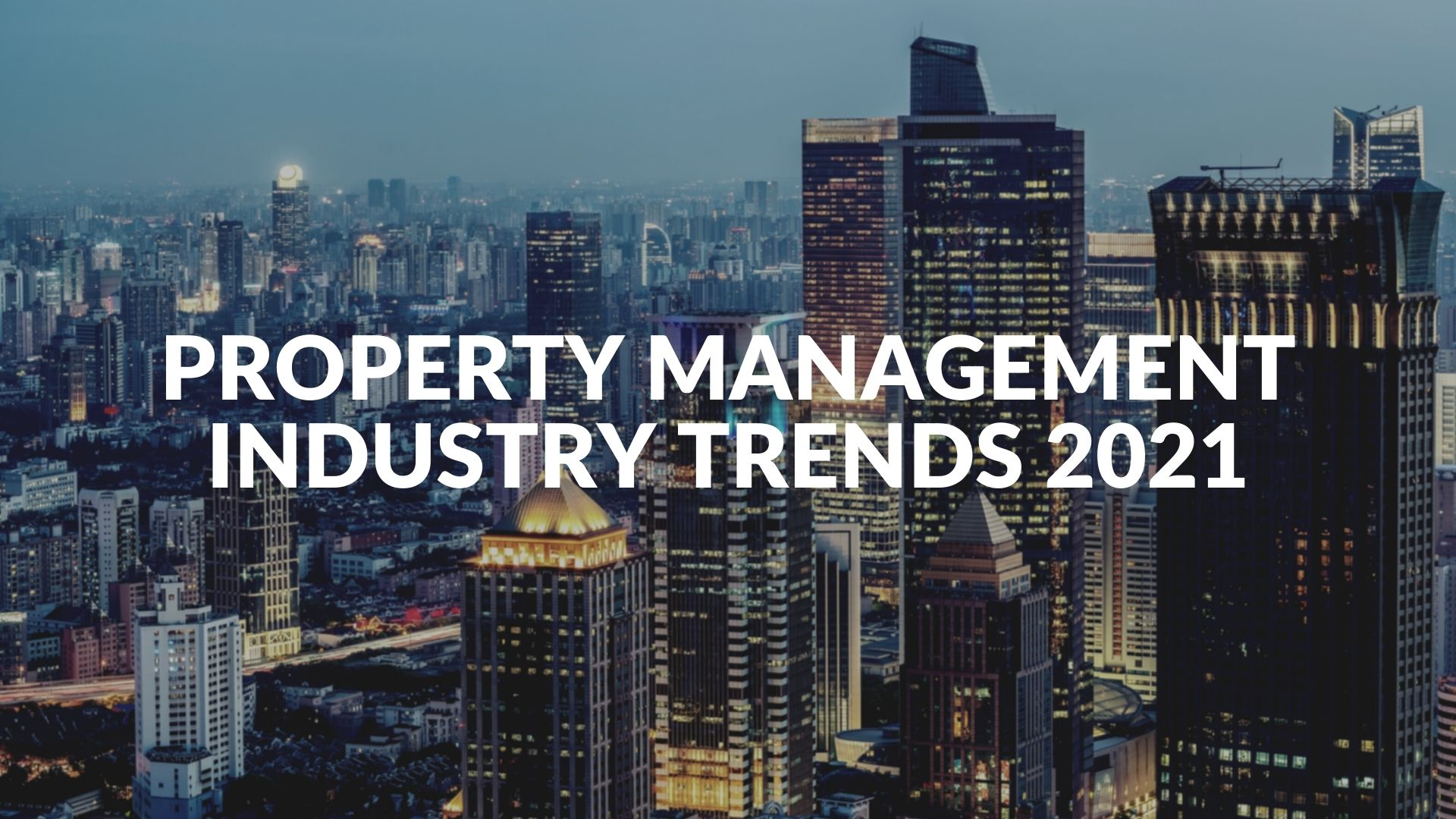 The property management industry operates in an aggressive and continuously changing environment. For property management businesses to thrive, property managers need to stay updated with the upcoming industry trends. Are you staying on top of things?
