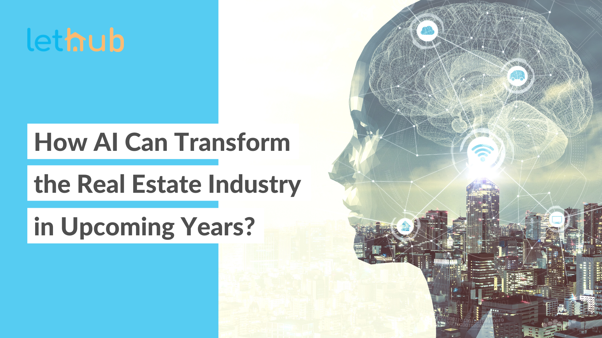 Artificial Intelligence in the Real Estate sector is designed to complement existing software or processes to increase operational efficiency and streamline your business operations. Its goal is to automate the repetitive tasks in your to-do list, so you can focus more on the relationship-building aspect of your jobs. Continue reading this blog to learn more about how AI is transforming the Real Estate industry.