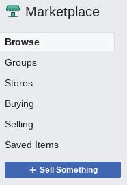 Facebook marketplace rentals
