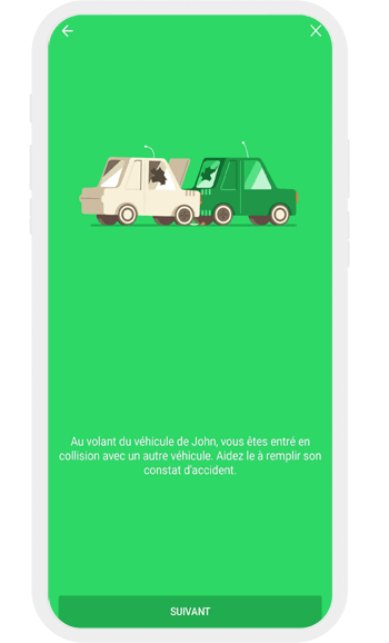 Application constat voiture