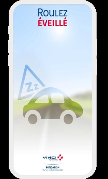 App fatigue conduire